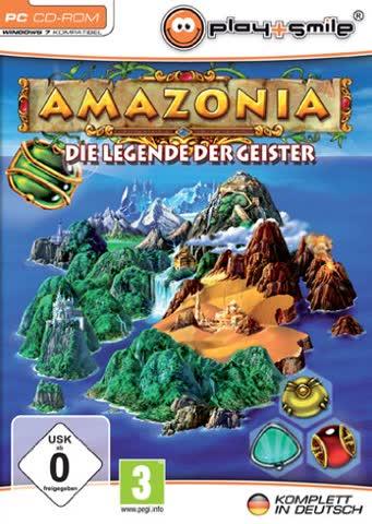 Amazonia - Die Legend der Geister (PC)