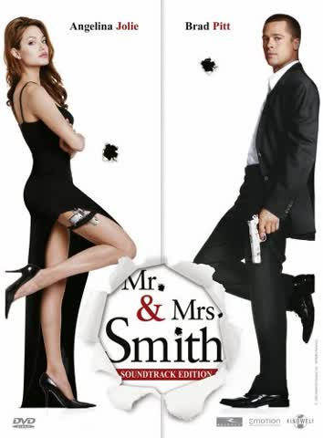 MR & MRS SMITH - OST EDITION