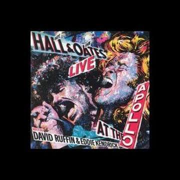 Daryl Hall & John Oates - Live at the Apollo with David Ruffin & Eddie Kendrick (1985)