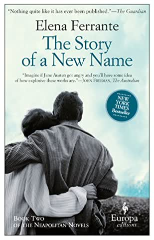 The Story of a New Name (Book 2 of the Neapolitan Novels)