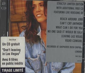 Sheryl Crow - Tuesday Night + Live CD
