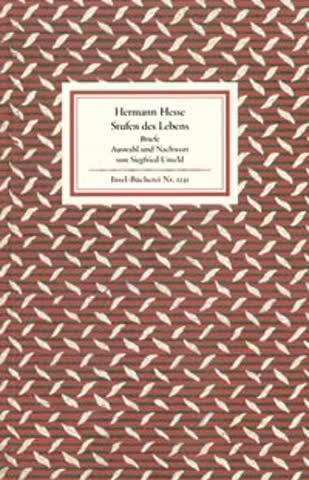 Stufen des Lebens Hermann Hesse Briefe