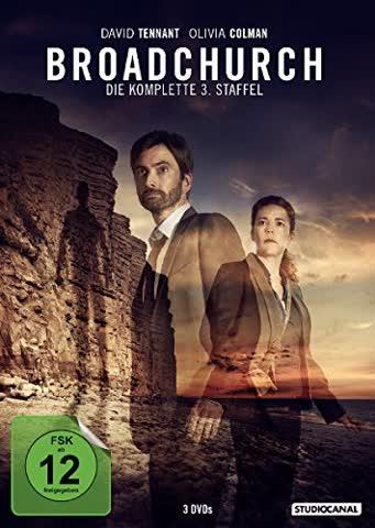 Broadchurch - Die komplette 3. Staffel [3 DVDs]