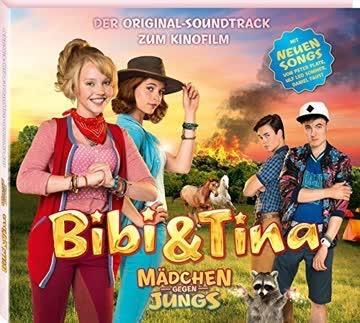 Bibi & Tina / O.S.T. - Bibi & Tina (Original Soundtrack)