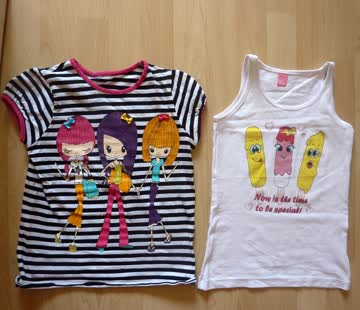 T-Shirt & Top - Gr.122
