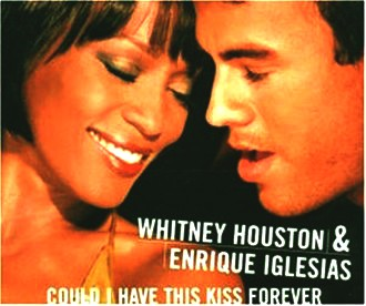 Whitney With Enrique Houston - Could I Have This Kiss Forever