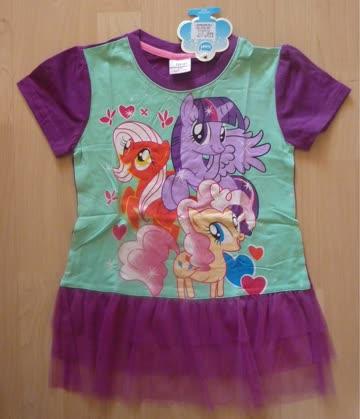 My Little Pony T-Shirt - Gr.116/ 122 NEU