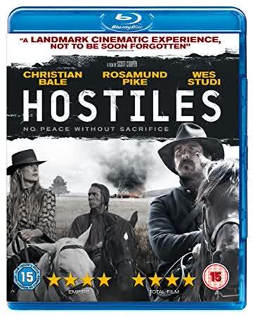 Hostiles [Blu-ray] [UK Import]