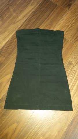 schlichtes, schwarzes Kleidchen (stretch), GR 134