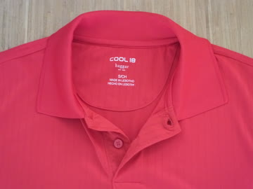 Leichtes Polo Shirt von Haggar