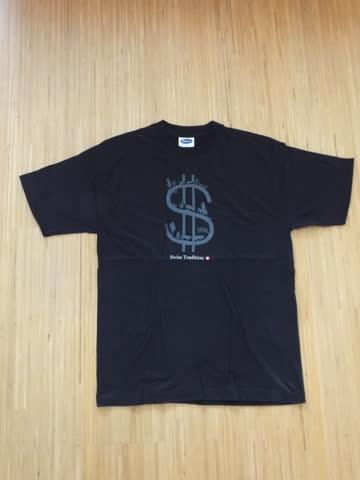 T Shirt von Whale mit coolem Sujet
