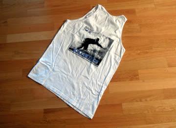 Herren / Shirt / ärmellos / Grösse M
