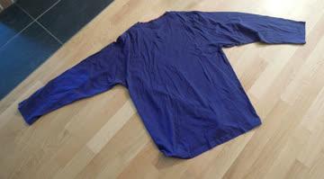 Pyjama Oberteil Herren / Grösse L / John Adams