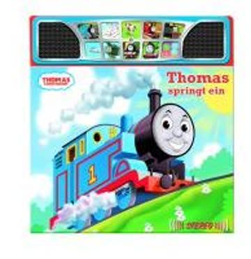 Thomas & seine Freunde. Thomas springt ein