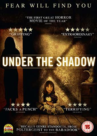 Under The Shadow [DVD] [UK Import]