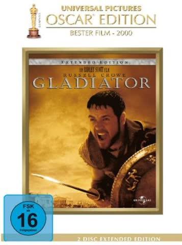 Gladiator (Extended Oscar Edition) [2 DVDs]