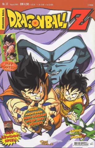 Dragon Ball, Magazin, Nr.17