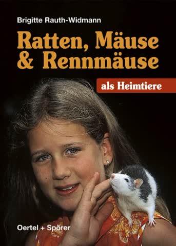 Ratten, Mäuse und Rennmäuse als Heimtiere