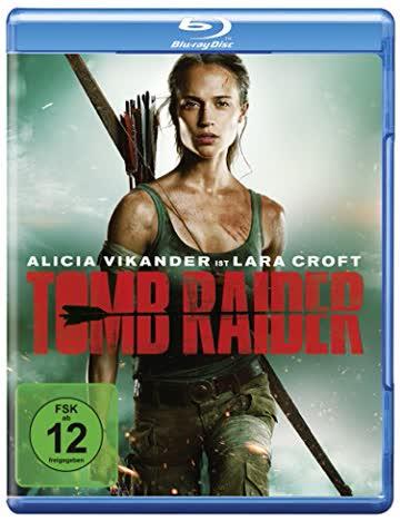 TOMB RAIDER - MOVIE [Blu-ray]