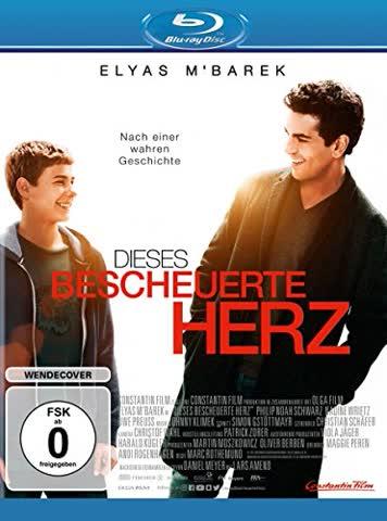BESCHEUERTE HERZ, DIESES - MOV [Blu-ray] [2017] [Region A & B & C]