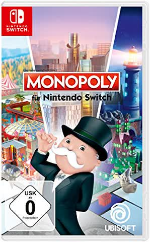 Monopoly - [Nintendo Switch]