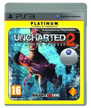 Uncharted 2 : Among Thieves [multilingual / game in english]