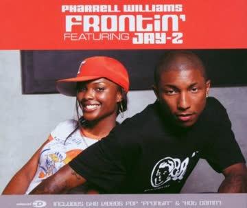 Pharrell Feat.Jay-Z Williams - Frontin'