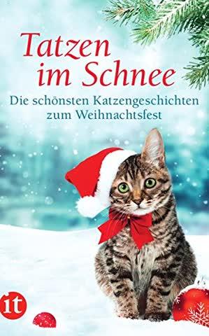 Tatzen im Schnee: Die schönsten Katzengeschichten zum Weihnachtsfest