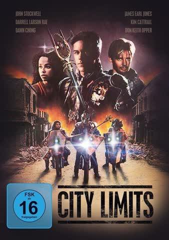 City Limits - Sie kennen kein Erbarmen