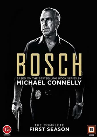 BOSCH (Staffel 1 DVD) Season 1 (Titus Welliver, Eric Overmyer)