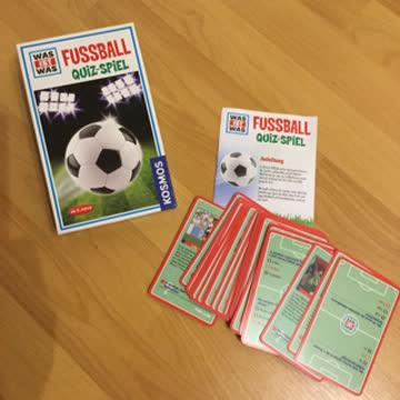 Fussball Quiz-Spiel