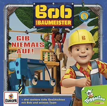 Bob der Baumeister 005/Gib niemals auf!