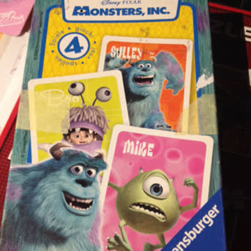 4 Spiele Monsters