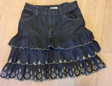 Jeans Jupe von Promod