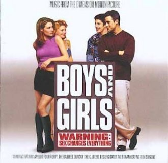 Various - Boys, Girls & A Kiss (Boys And Girls)