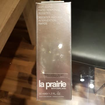 La Prairie Anti-Aging Rapid Response Booster