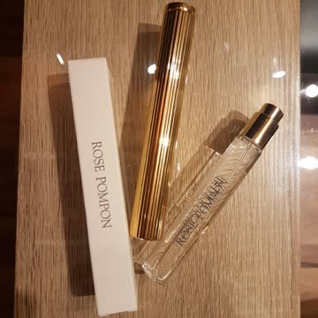 Annick Goutal Rose Pompon Luxus Reise Muster mit Hülle 10ml