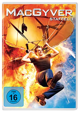 MacGyver - Staffel 1 [5 DVDs]