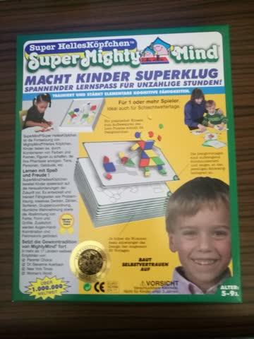 Super Mighty Mind - Macht Kinder Superklug