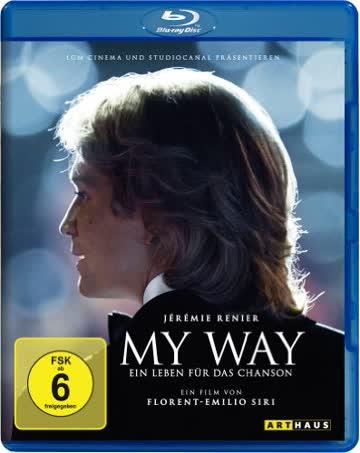 My Way - Ein Leben für das Chanson [Blu-ray]