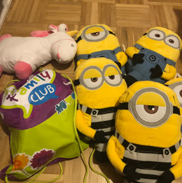 Minions packet