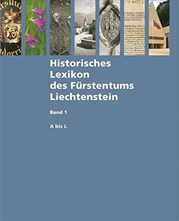 Historisches Lexikon des Fürstentums Liechtenstein