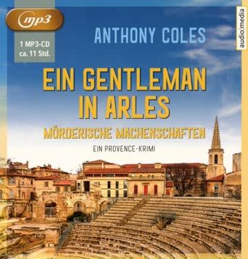 Ein Gentleman in Arles: Mörderische Machenschaften. Ein Provence-Krimi