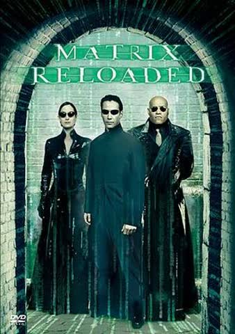 DVD MATRIX 2: RELOADED