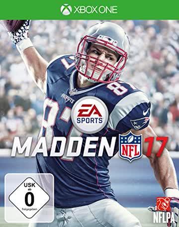 Madden NFL 17 - [Xbox One]