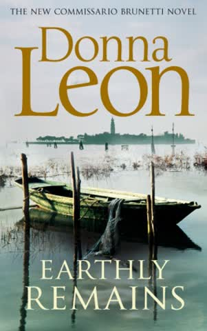 Brunetti series, book 26 - Earthly Remains