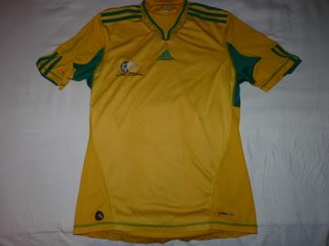 "Fussball Leibchen Adidas ""South Africa"""