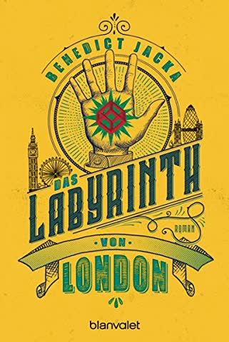 Das Labyrinth von London: Roman (Alex Verus, Band 1)