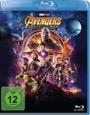 Marvel's The Avengers - Infinity War [Blu-ray] [2018] [Region A & B & C]