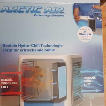 Air cooler / Luft Kühler